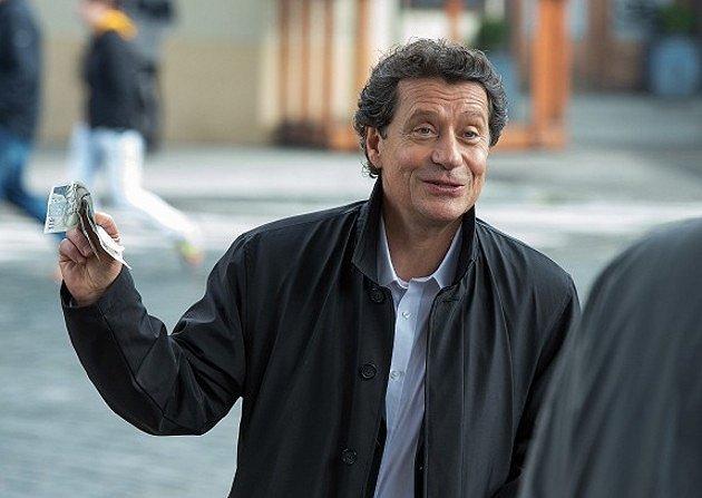 Pavel Kříž v seriálu Inspektor Max