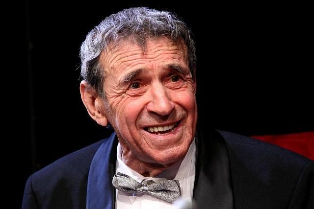 František Peterka, herec - Narození: 17.3. 1922, Praha, Československo - Úmrtí: 24.11. 2016, Liberec, Česká republika