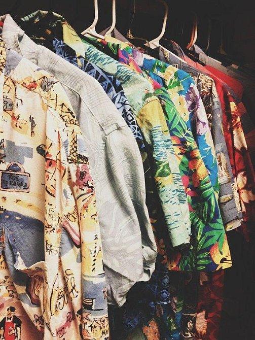 Havajské košile