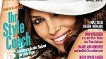 Jessica Biel na titulní stránce časopisu Glamour