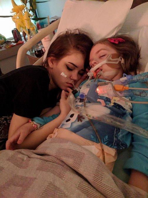 Ally Parker věří, že je šance, že se Braylynn nakonec uzdraví.