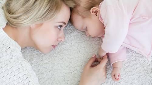 Jak uspat dítě?