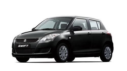 Nová šance: Vyhraj Suzuki Swift za 1 sms