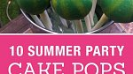 Inspirace není nikdy dost: Dorty, které se budou vyjímat na každé letní party