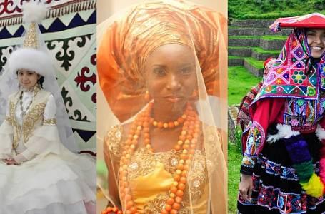 Nejkrásnější nevěsty