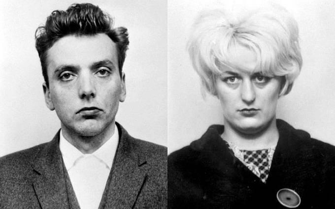 Ian Brady a Myra Hindley, nacistické zrůdy.