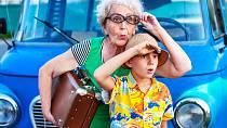 Děti dělte poctivě mezi sebe a druhé prarodiče.