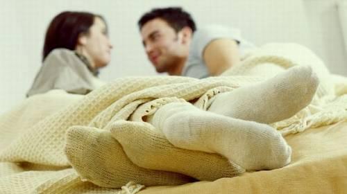 Příběh Zuzany: Doma je mi zima, chci sex v ponožkách!