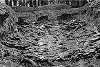 Masový hrob v Katyni