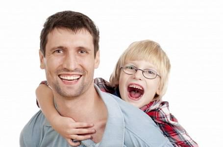 Slovo chlapa: Jak muže změní rodičovství