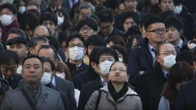Roušky nosí Japonci z úcty k okolí, aby nepřenášeli snadno nakažlivé choroby jako je třeba rýma nebo kašel. Služby tu také fungují skvěle. Bohužel je tu ala pro našince tak trochu draho.