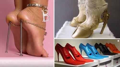 Nejulítlejší páry bot