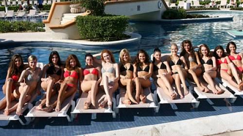 Finalistky České Miss 2011: Český půvab pod mexickým sluncem