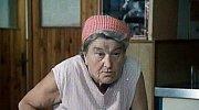 Marie Švecová v roli Kelišové
