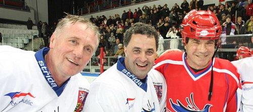 HC Olymp v Moskvě