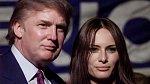 Donald Trump a Melania Trump - 24 let