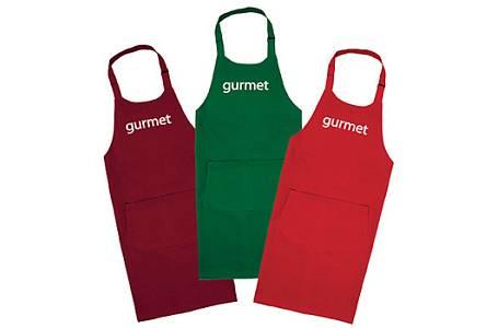 GURMET má pro své čtenáře kuchyňské zástěry