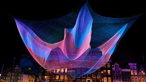 Signal festival již potřetí probudí noční Prahu světelným uměním