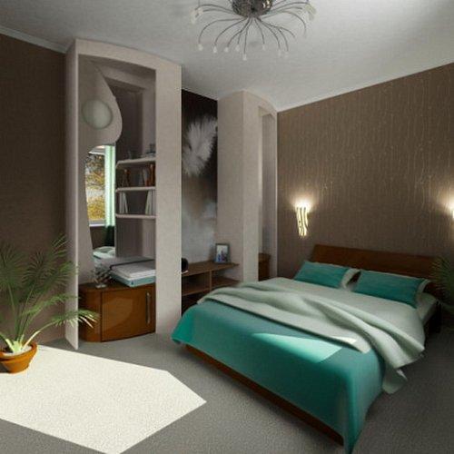 Zlatá pravidla pro plánování ložnice