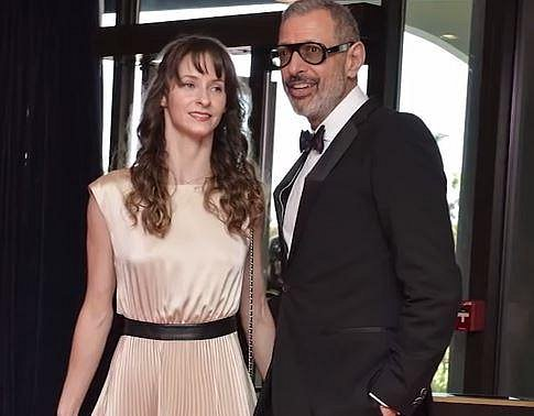 Jeff Goldblum a Emilie Livingston