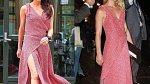 Victoria Beckham a Claire Danes