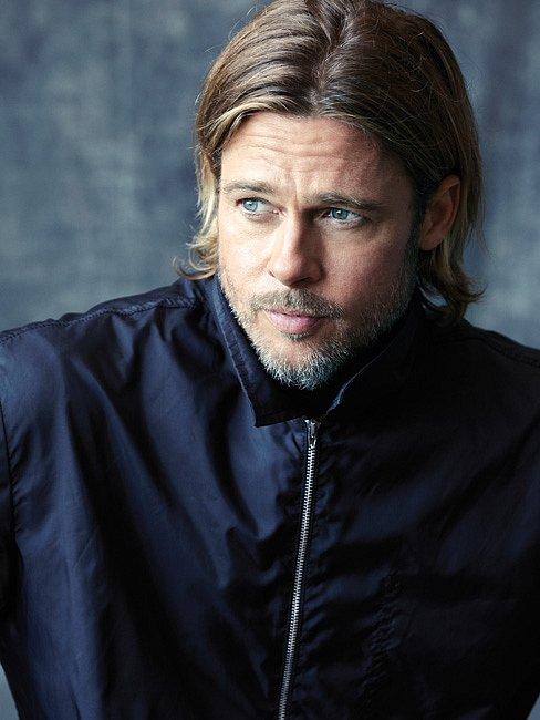 Exklusivní rozhovor s Bradem Pittem. Čtěte!