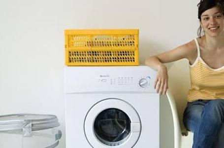 Co říká vaše pračka?