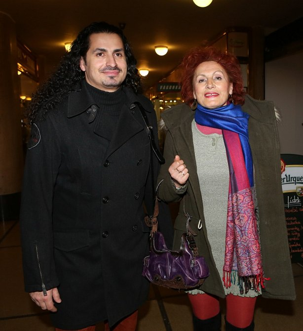 Vladko s matkou