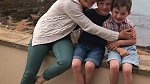 Filmová Kate s filmovými syny.