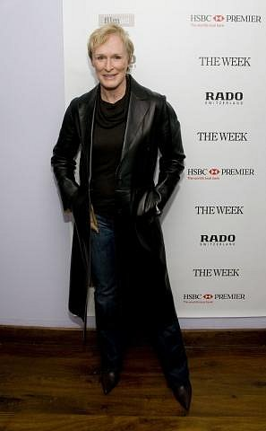 Módní ikona: Glenn Close