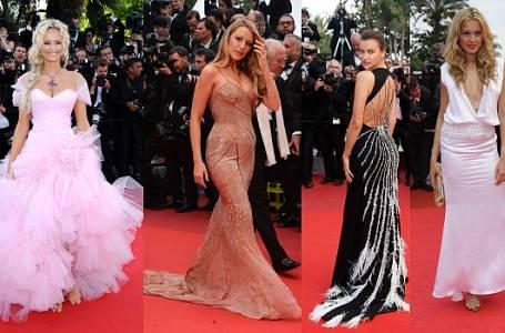 Nejkrásnější šaty Cannes 2016