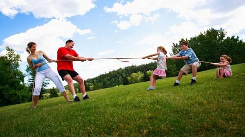 Naučte děti sportovat!