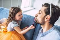 Dobrý táta i máma je a bude to nejlepší pro vývoj dětí.