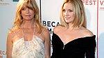 Dcera Goldie Hawn je také herečka - Kate Hudson.