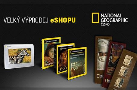 Velký povánoční výprodej eshopu National Geographic