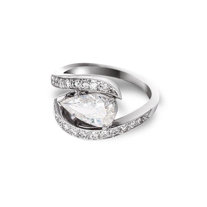 Vyhrajte luxusní diamantový prsten