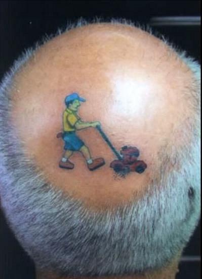 Vtipná tetování