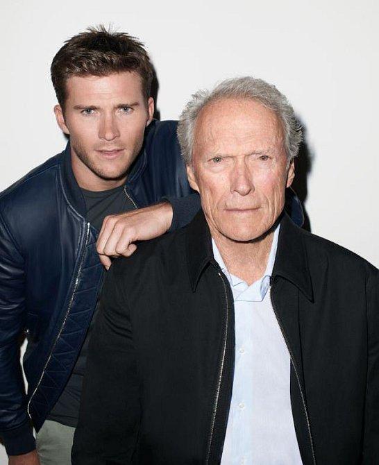 Clint Eastwood a Scott Eastwood