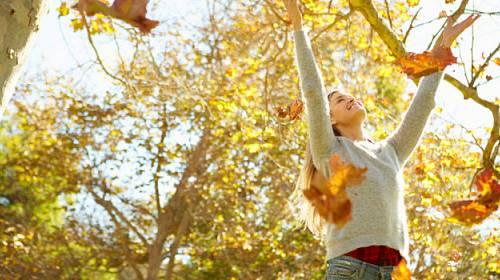 Připravte svou imunitu na podzim