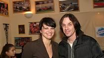 Michal Penk a Marta Jandová