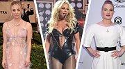 Celebrity, co po rozchodech pořádně shodily