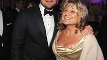 Pro DiCapria je maminka ženou číslo 1!