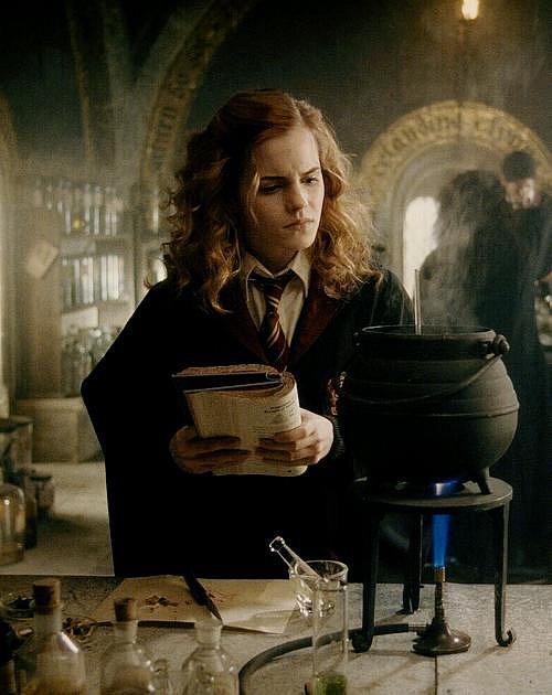 Harry Potter a Princ dvojí krve - Emma Watson coby Hermiona Granger