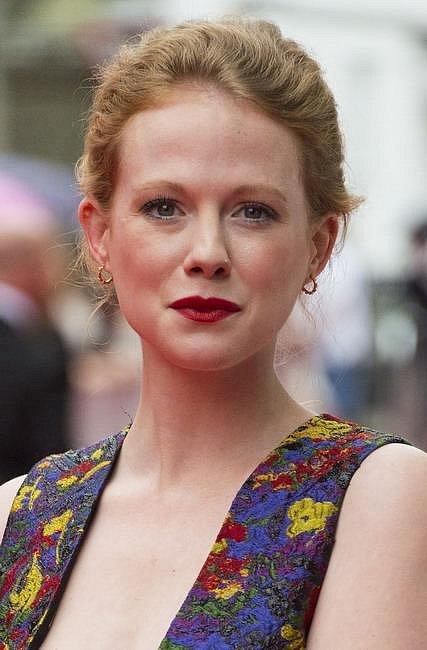 Zoe Boyle, britsko-americká herečka
