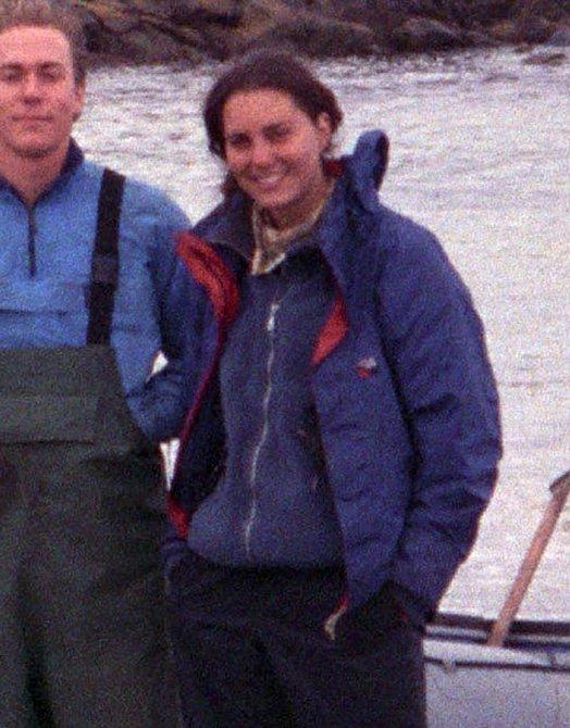 Kate v Patagonii