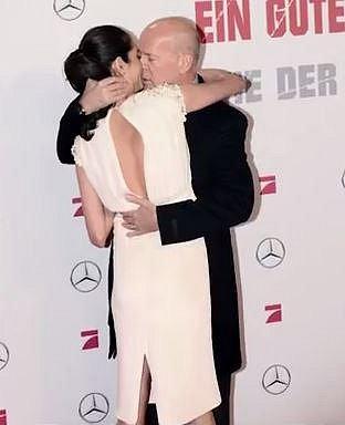 Bruce Willis a Emma Heming
