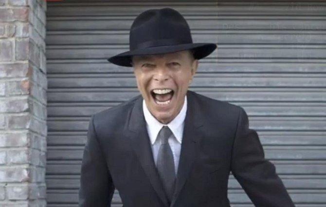 David Bowie (+ 10. ledna 2016)