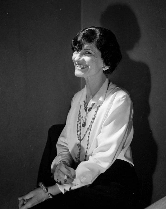 """Coco Chanel: """"Tak umíráte."""""""