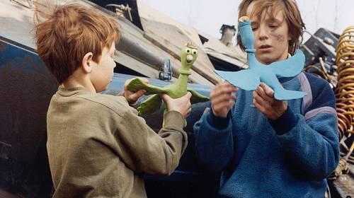 Ze seriálu Chobotnice z II. patra
