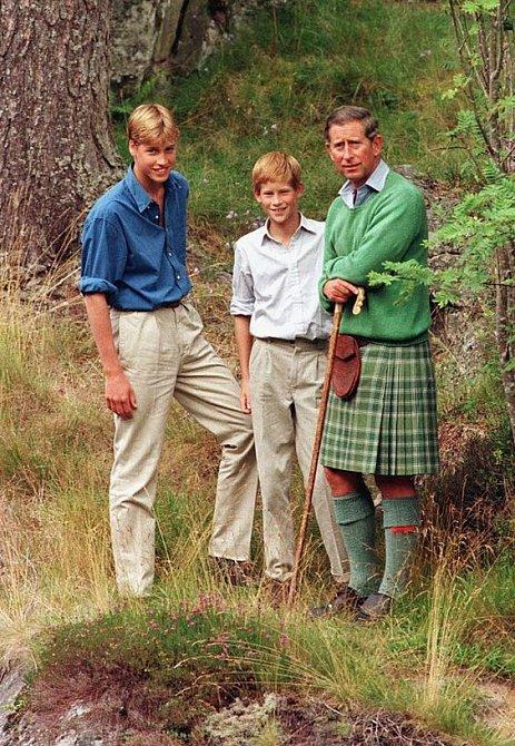 Rodina byla pro Dianu i Charlese na prvním místě.